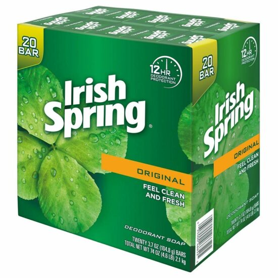 IRISH SPRING SHOP 20 CT