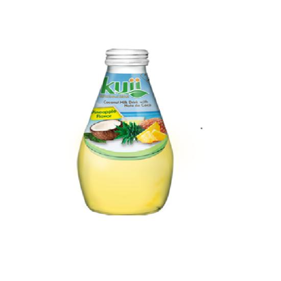 Kuii Coconut Milk Pineapple Flavor