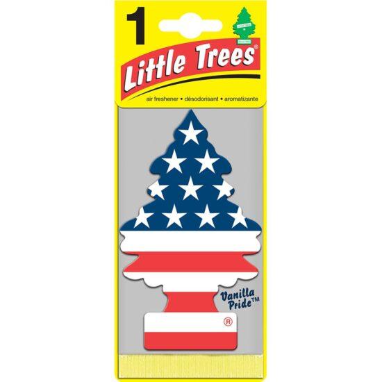 Little Tree Air Freshener Vanilla Pride