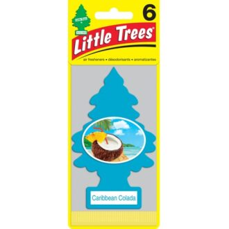 Little Tree Air Freshener Caribbean Colada