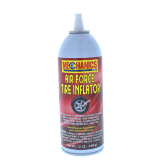 Mechanic Air Force Tire Inflator 12ct