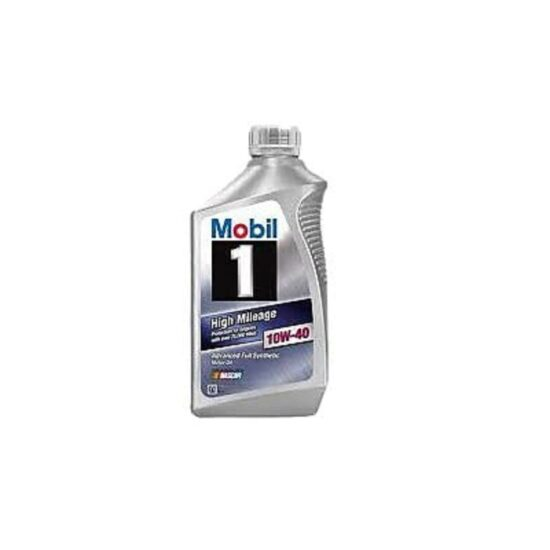 Mobil Oil 10W-40 12 Pack