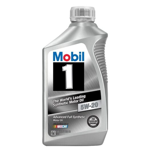 Mobil Oil 5W-20 12 Pack