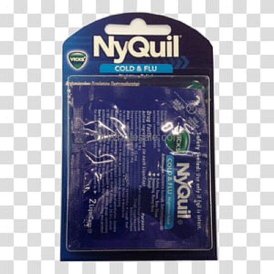NYQUIL BLISTER 12CT