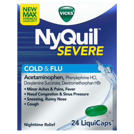 NYQUIL COLD FLULIQUICAPS