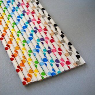 Paper Straw 197x6