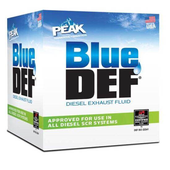 Peak Blue Def