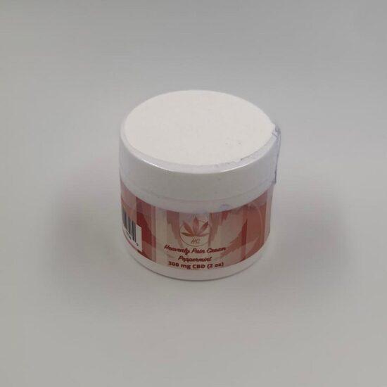 Peppermint Pain Cream 300mg CBD 2oz