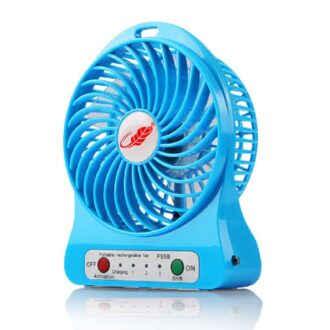 Portable Lithium Battery Fan