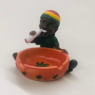 Rasta Man Ashtray Ywk-15