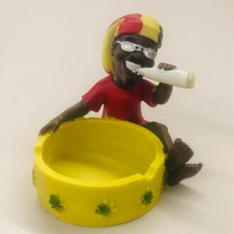Rasta Man Ashtray Ywk-17
