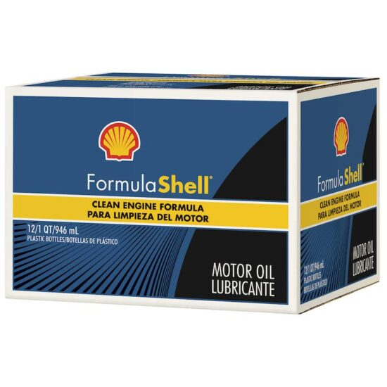 Formula Shell Oil 5W-30 6ct