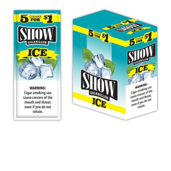 SHOW CIGARILLOS ICE
