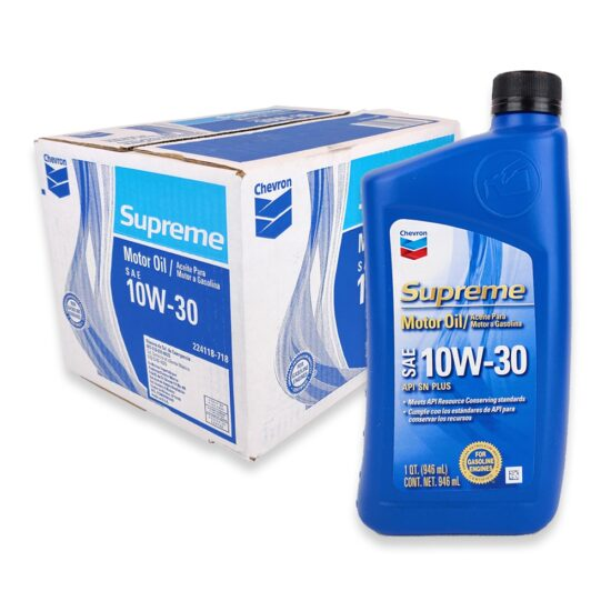 Supreme Motor Oil SAE 10W-30