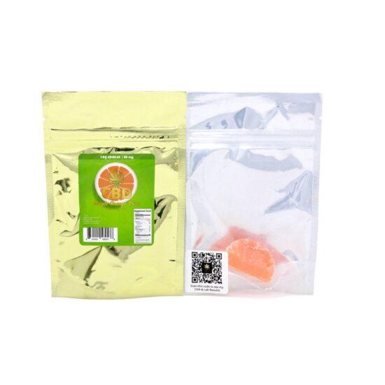 Single Orange Slice 80mg