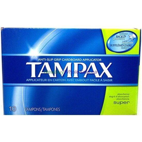 TAMPAX SUPER 12CT 10CT