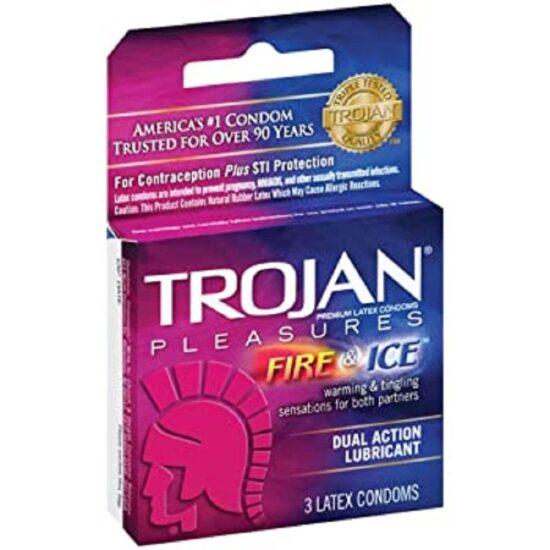TROJAN FIRE ICE 3CT
