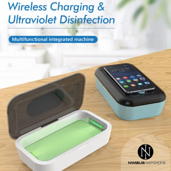 UV Sterilizer Wireless Charger2