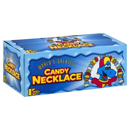 WORLS GREATEST CANDY NECKLACE