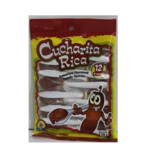 Azt Cucharita Rica 12pc Bag 36