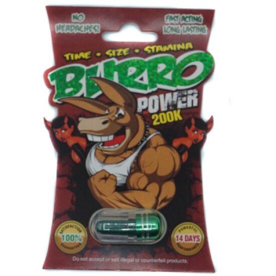 BURRO POWER