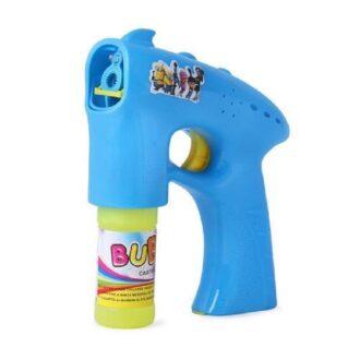 Battery Bubble Gun