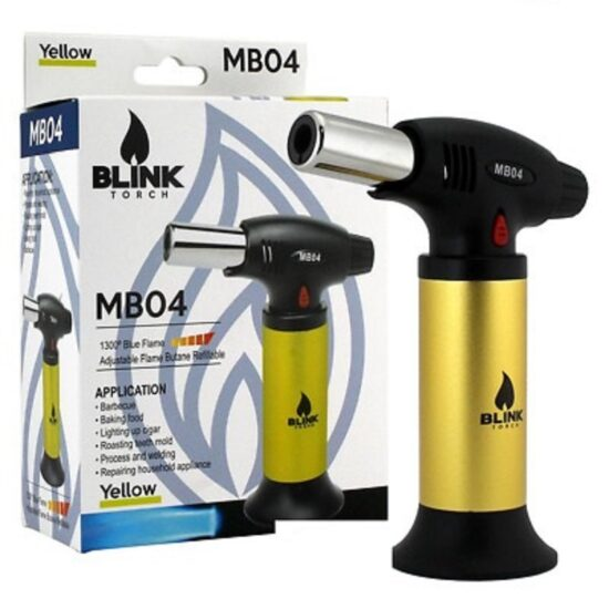 Blink Torch Mbo4 Yellow