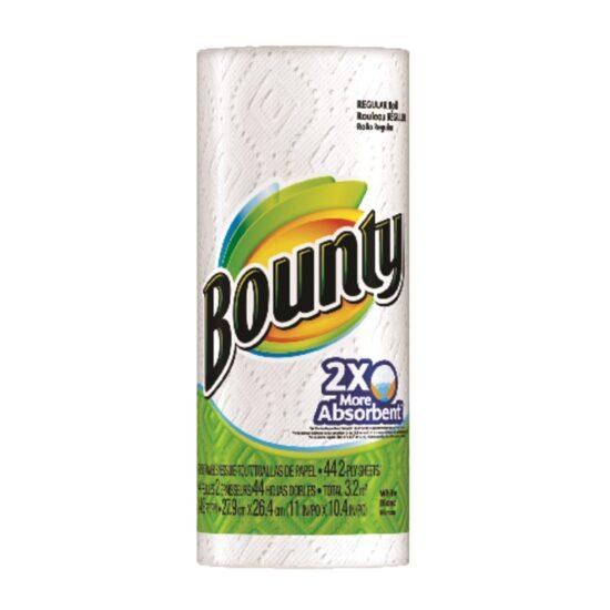 Bounty Paper Towel Roll 11x11 1