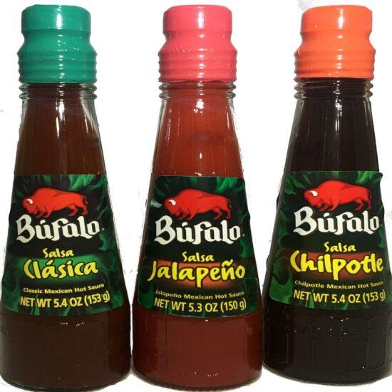 Buffalo Salsa Jalapeno Sauce 5.3oz
