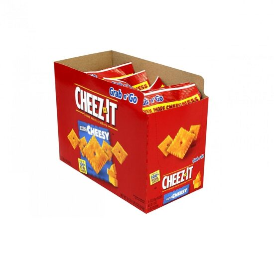 Cheez It Extra Cheesy 6ct 3oz