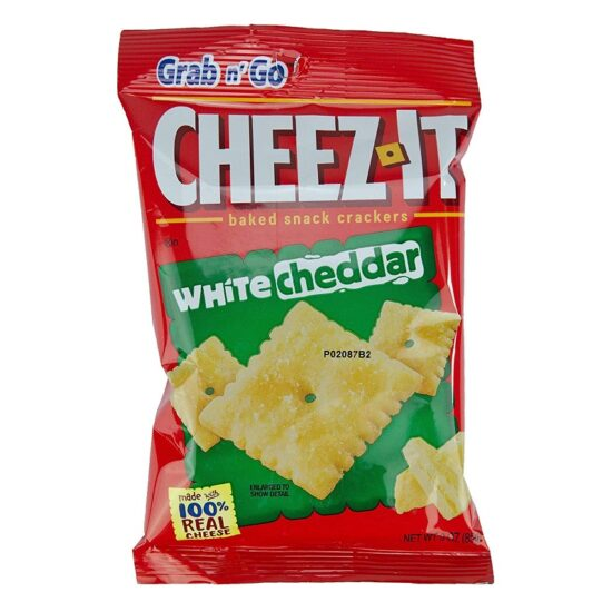 Cheez It White Cheddar 6ct 3oz