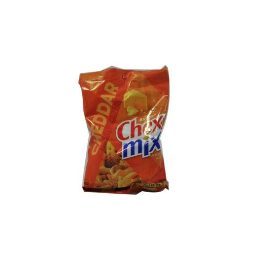 Chex Mix Cheddar 8ct 3.75oz