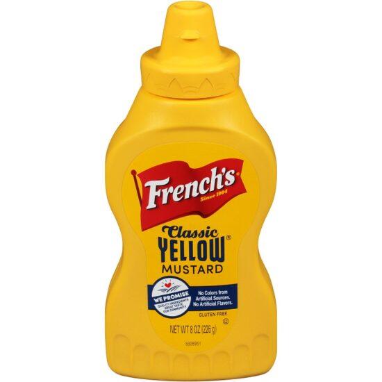 French Mustard 8oz