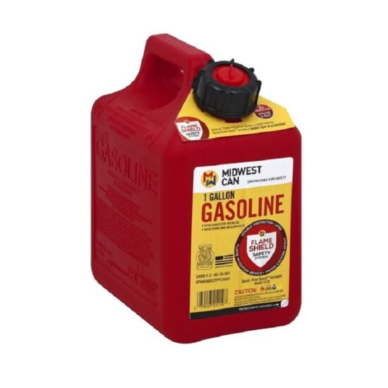 Gasoline Can 1 Gal