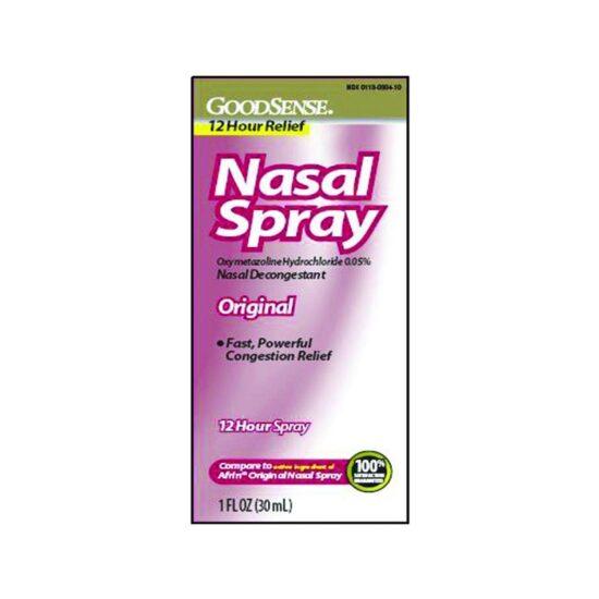 Good Sense Original Nasal Spray 1oz