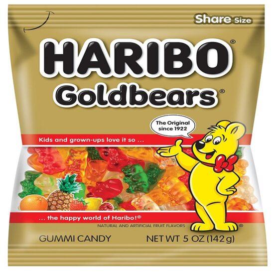 Haribo Gold Bear HB 5oz