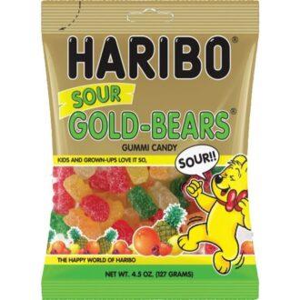 Haribo Sour Gold Bear