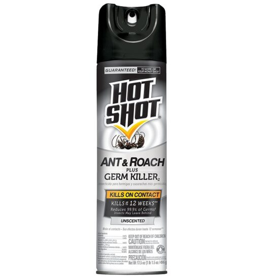 Hot Shot Unscented Ant Roach 17.5oz