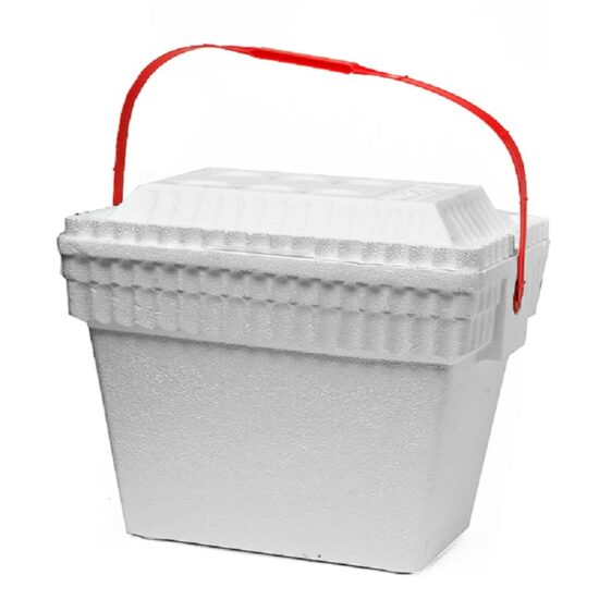 Ice Chest Double with Ply Rope Handle