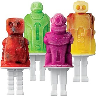 Ice Lolly Robot