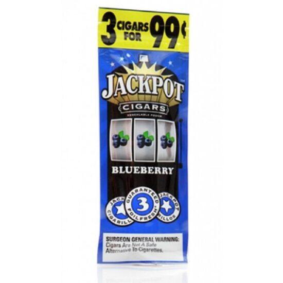 Jackpot Cigars Blueberry