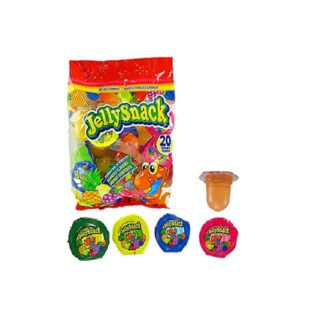 Jelly Snack 20pc Asst Bag 30