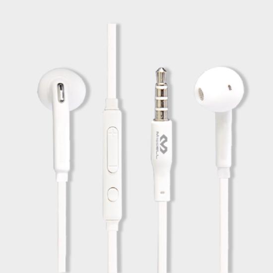 MICELL EARPHONE 3.5MM 4 FT