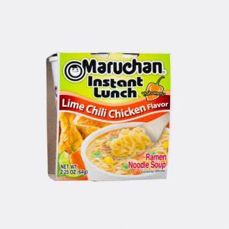 Maruchan Lime Chili Chicken Instant 12ct