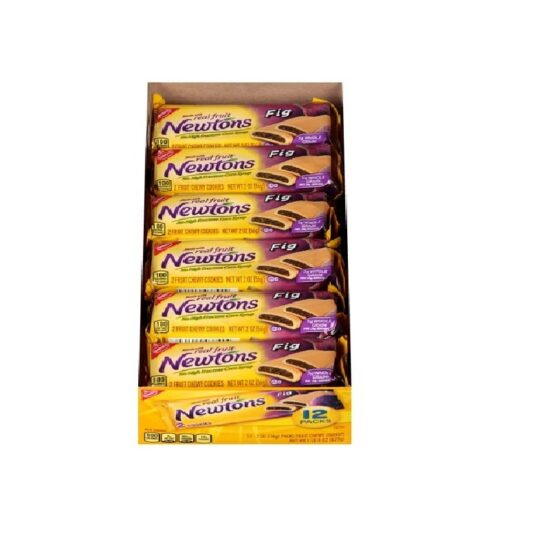 Newtons Figs Packs 12ct
