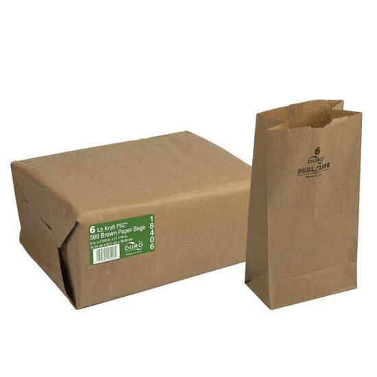 Paper Bag 6 500ct