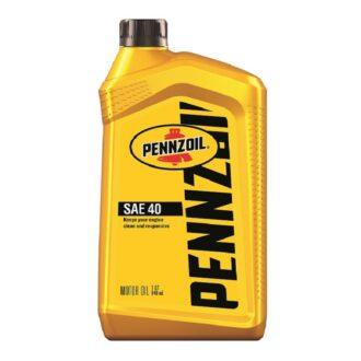 Pennzoil SAE 40 6ct 1qt
