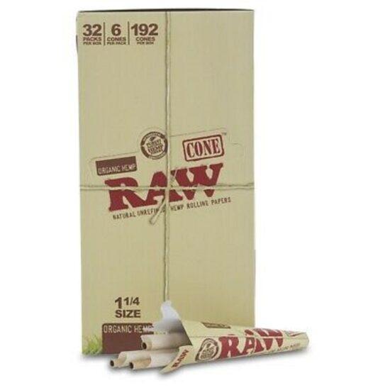 RAW CONE ORGANIC 1 14 326 PK