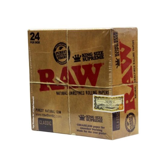 RAW KING SIZE SUPEREME