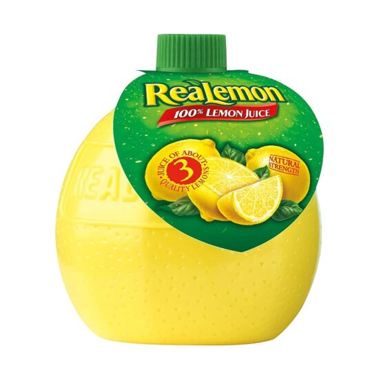 Real Lemon Squeeze Juice 4.5oz